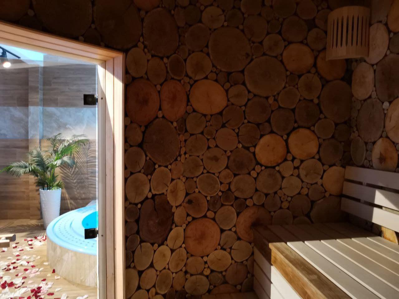 Русская баня в Delta Spa